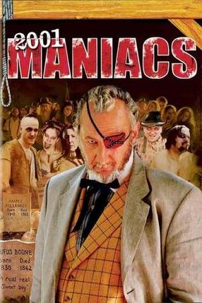 Poster: 2001 Maniacs