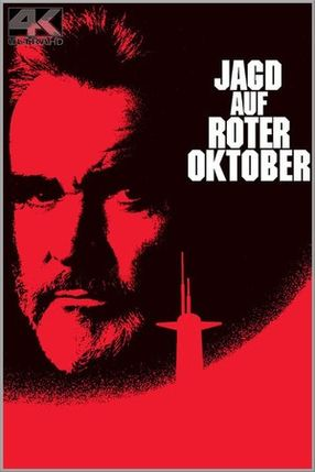 Poster: Jagd auf Roter Oktober