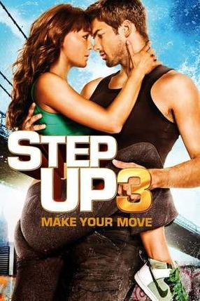 Poster: Step Up 3D