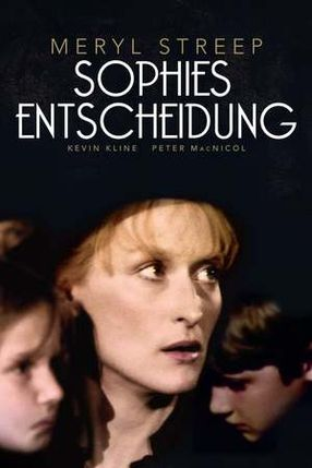 Poster: Sophies Entscheidung