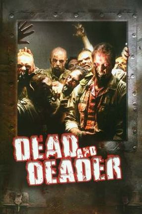 Poster: Dead and deader - Invasion der Zombies