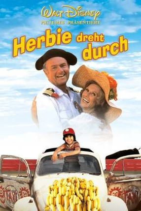 Poster: Herbie dreht durch