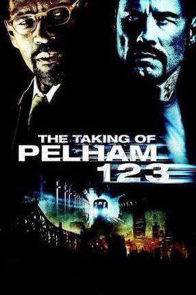Poster: Die Entführung der U-Bahn Pelham 123