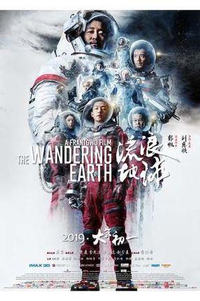 Poster: Die wandernde Erde