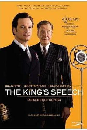 Poster: The King's Speech - Die Rede des Königs