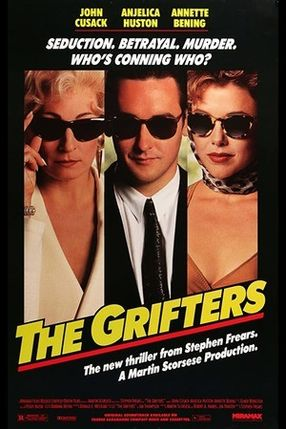 Poster: Grifters
