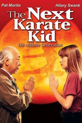 Poster: Karate Kid IV - Die nächste Generation