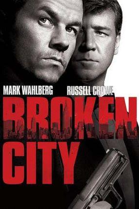 Poster: Broken City