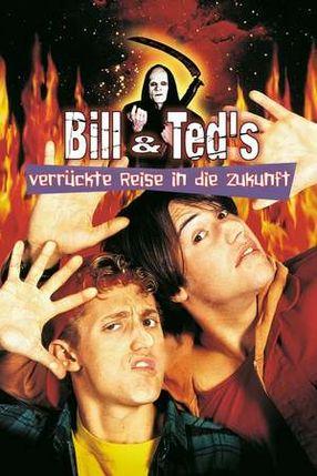 Poster: Bill & Ted's verrückte Reise in die Zukunft