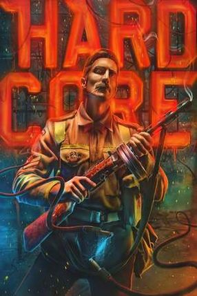 Poster: Hardcore