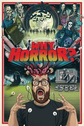 Poster: Inside Horror: Warum wir uns so gerne gruseln
