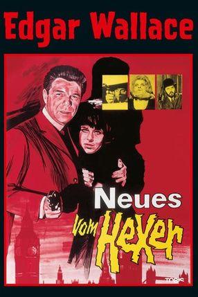 Poster: Edgar Wallace - Neues vom Hexer