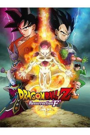 Poster: Dragon Ball Z: Resurrection F