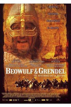 Poster: Beowulf & Grendel