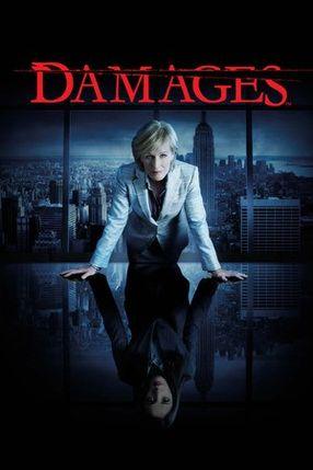 Poster: Damages - Im Netz der Macht