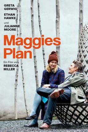 Poster: Maggie's Plan