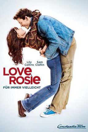 Poster: Love, Rosie - Für immer vielleicht
