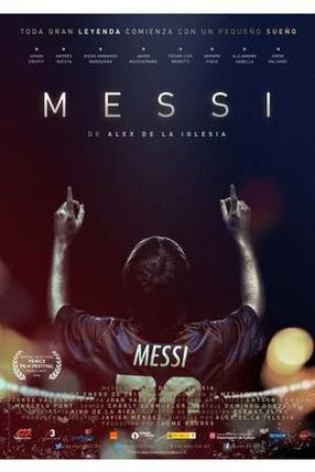 Poster: Messi