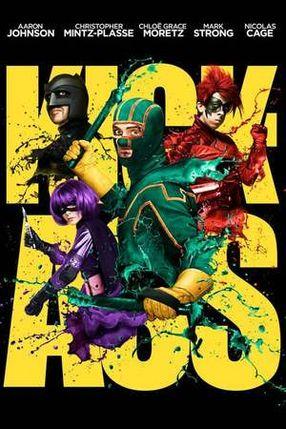 Poster: Kick-Ass