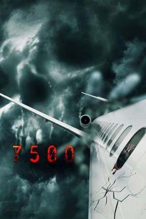 Poster: Flug 7500 - Sie sind nicht allein