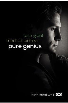 Poster: Pure Genius