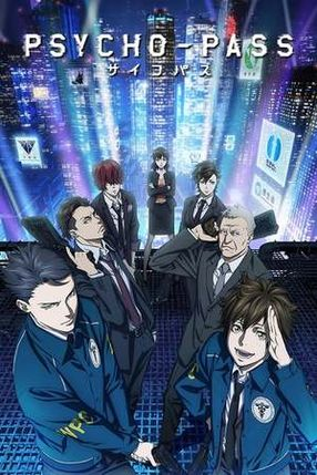 Poster: Psycho-Pass