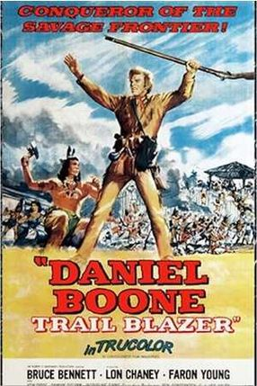 Poster: Daniel Boone