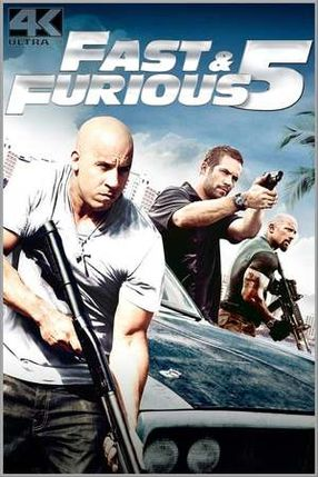 Poster: Fast & Furious Five