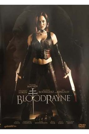Poster: BloodRayne