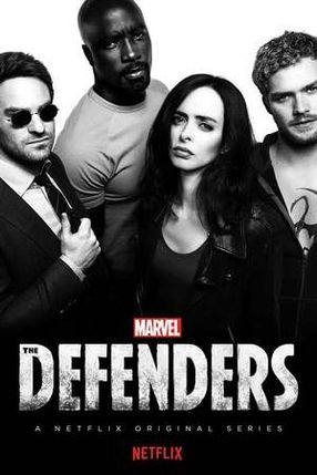 Poster: Marvel's The Defenders