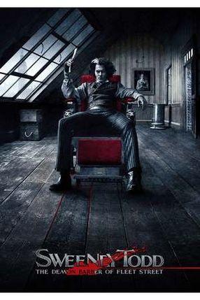 Poster: Sweeney Todd - Der teuflische Barbier aus der Fleet Street