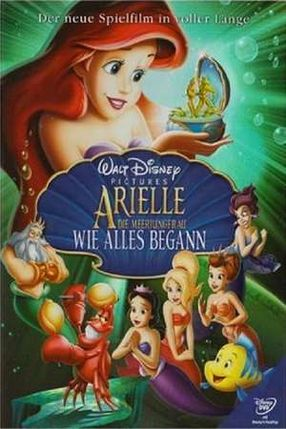 Poster: Arielle, die Meerjungfrau - Wie alles begann