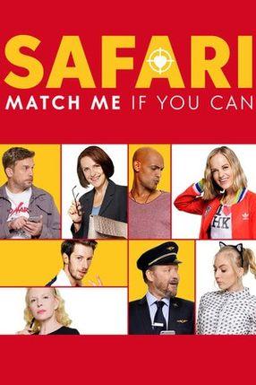 Poster: Safari: Match Me If You Can
