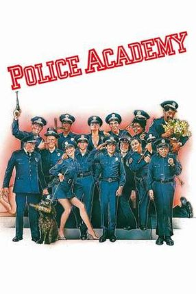 Poster: Police Academy - Dümmer als die Polizei erlaubt