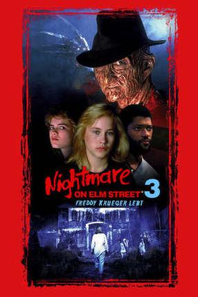 Poster: Nightmare III - Freddy Krueger lebt