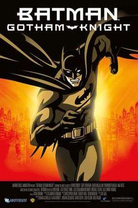 Poster: Batman: Gotham Knight