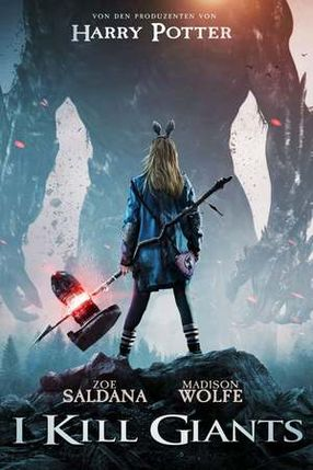 Poster: I Kill Giants