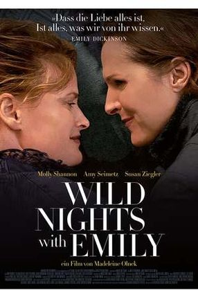 Poster: Wild Nights with Emily