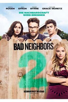 Poster: Bad Neighbors 2