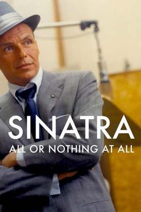 Poster: Sinatra: All or Nothing at All