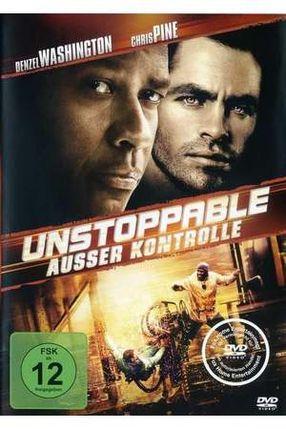 Poster: Unstoppable - Außer Kontrolle