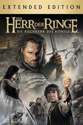 Poster: Der Herr der Ringe - Die Rückkehr des Königs
