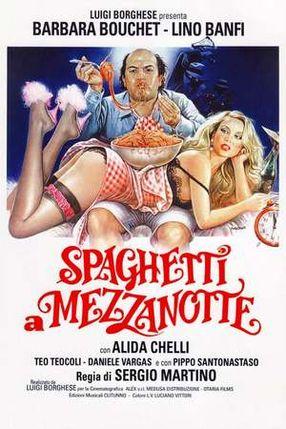Poster: Love Spaghetti Love