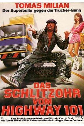 Poster: Das Schlitzohr vom Highway 101