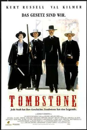 Poster: Tombstone