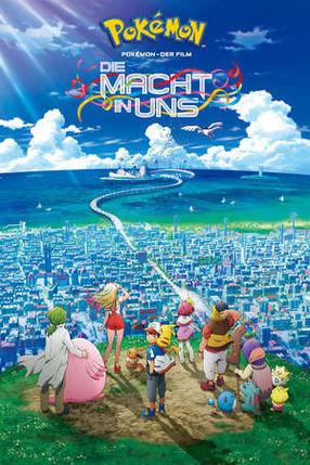 Poster: Pokémon - Der Film: Die Macht in uns