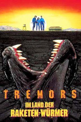 Poster: Tremors - Im Land der Raketenwürmer
