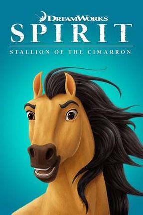 Poster: Spirit - Der Wilde Mustang