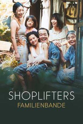 Poster: Shoplifters - Familienbande