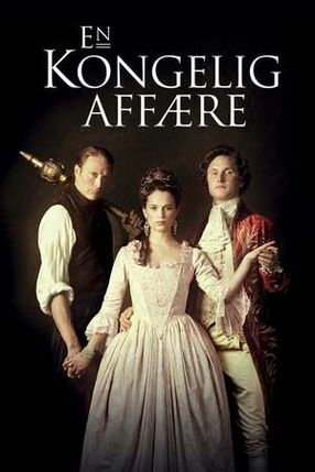 Poster: Die Königin und der Leibarzt